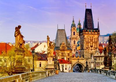 Esbjerg til Prag – tur – retur